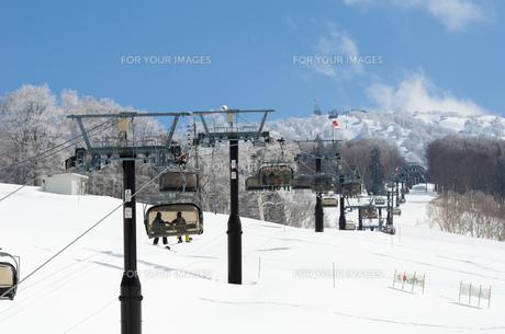 スキー場の素材 [FYI00499029]