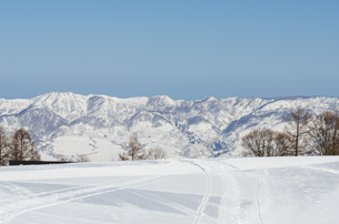 雪山の素材 [FYI00499037]