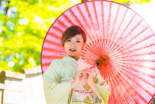 着物美人 日本人の素材 [FYI00499081]