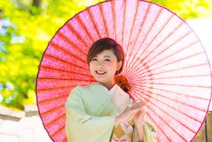 着物美人 日本人の素材 [FYI00499082]