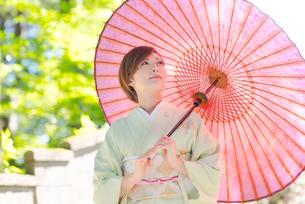 着物美人 日本人の素材 [FYI00499085]