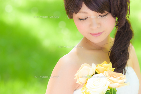 新婦 日本人女性の素材 [FYI00499100]