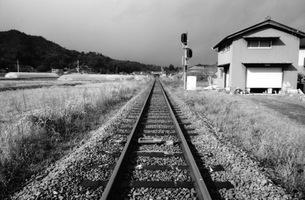 線路の写真素材 [FYI00499108]