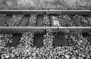 線路の写真素材 [FYI00499110]