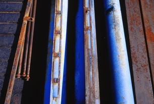 鉄の写真素材 [FYI00499113]