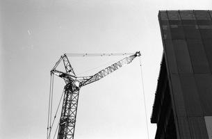 建設現場の写真素材 [FYI00499125]