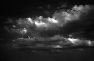 雲の写真素材 [FYI00499139]