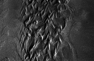 砂の模様の素材 [FYI00499348]