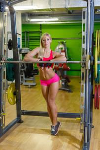 fitness_funsportの写真素材 [FYI00503847]