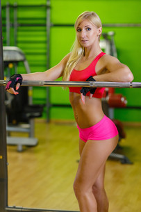fitness_funsportの写真素材 [FYI00503848]