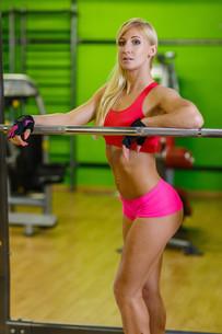 fitness_funsportの写真素材 [FYI00503852]