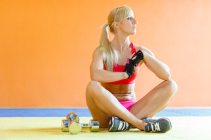 fitness_funsportの写真素材 [FYI00503856]