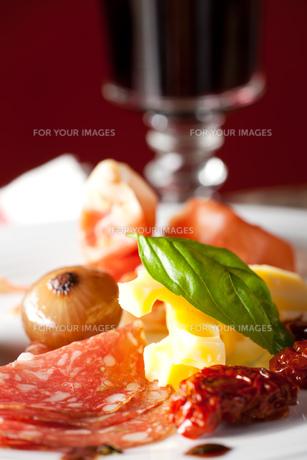 european_foodの写真素材 [FYI00513342]