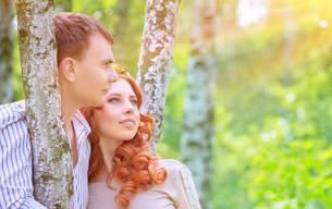 couples_loveの写真素材 [FYI00529820]