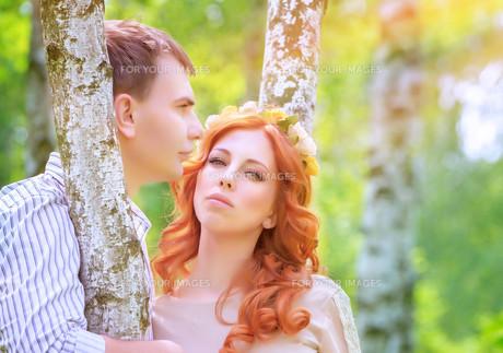 couples_loveの写真素材 [FYI00529830]
