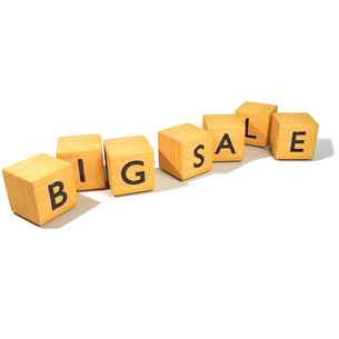 retail_salesの写真素材 [FYI00531067]