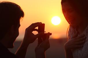 couples_loveの写真素材 [FYI00531452]