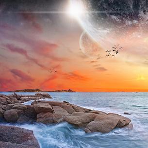 lakes_seasの写真素材 [FYI00532246]