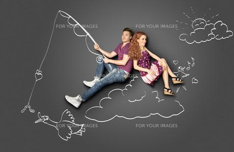 couples_loveの写真素材 [FYI00535786]