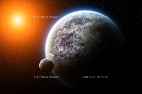 outer_space_astronomyの写真素材 [FYI00539293]