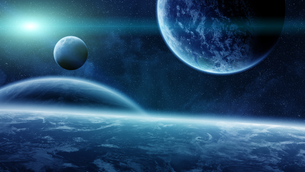 outer_space_astronomyの写真素材 [FYI00539340]