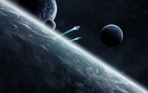 outer_space_astronomyの写真素材 [FYI00539341]