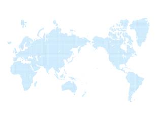 世界地図 日本地図 ビジネス グローバルのイラスト素材 [FYI00542074]