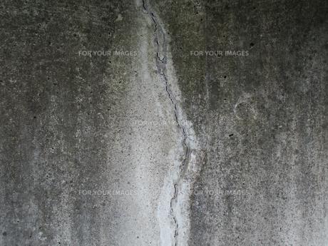 古いコンクリート塀の写真素材 [FYI00542175]