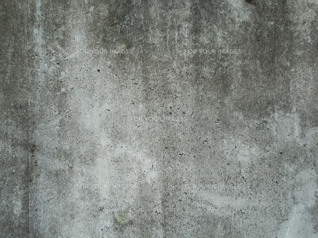 古いコンクリート塀の写真素材 [FYI00542177]