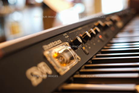 鍵盤の写真素材 [FYI00542291]
