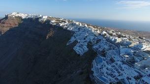 サントリーニ島04の写真素材 [FYI00542549]