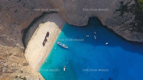 ザキントス島04の写真素材 [FYI00542559]