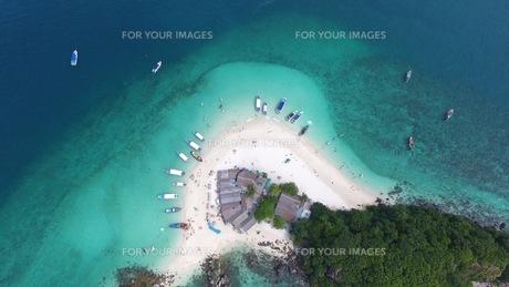 タイの島04の写真素材 [FYI00542568]