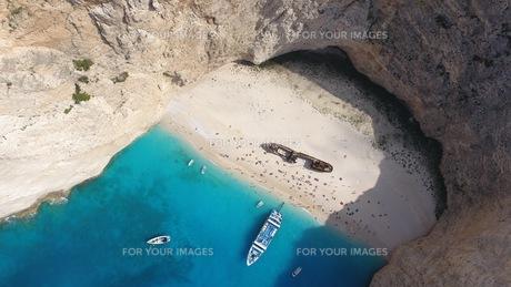 ザキントス島02の写真素材 [FYI00542569]