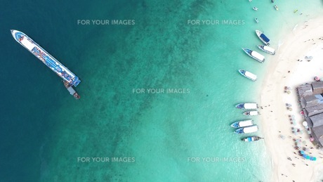 タイの島02の写真素材 [FYI00542572]