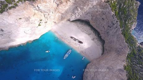 ザキントス島01の写真素材 [FYI00542573]