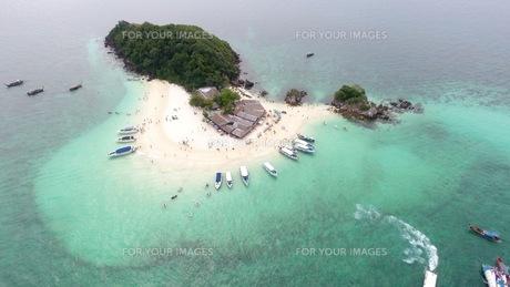タイの島の写真素材 [FYI00542574]