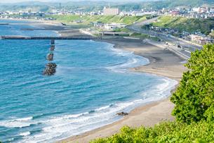 海岸線の写真素材 [FYI00542784]