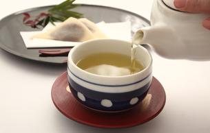 日本茶 緑茶 宇治茶 お茶の写真素材 [FYI00543063]