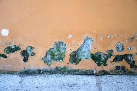 イタリアのプローチダ島のカラフルな街並の写真素材 [FYI00543078]