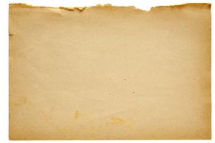 古い紙のテクスチャ背景の写真素材 [FYI00543317]