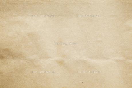 古い紙のテクスチャ背景の写真素材 [FYI00543318]