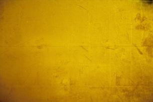 古い金屏風紙の写真素材 [FYI00543358]