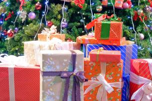 クリスマスイメージの写真素材 [FYI00543450]