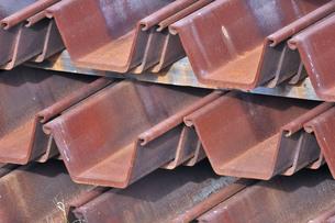 鉄板 の写真素材 [FYI00543615]