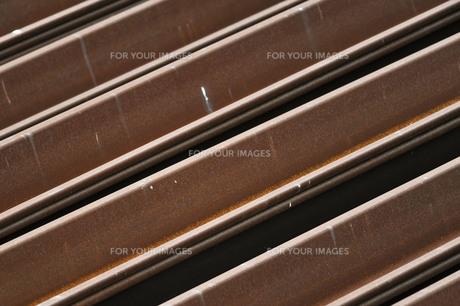 鉄板 の写真素材 [FYI00543616]