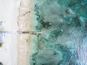 沖縄の海の写真素材 [FYI00543757]