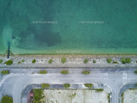 沖縄の海の写真素材 [FYI00543758]