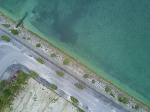 沖縄の海の写真素材 [FYI00543761]
