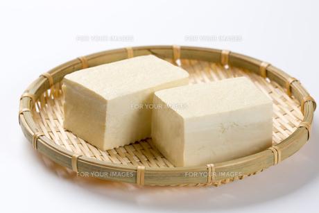 もめん豆腐の写真素材 [FYI00543816]